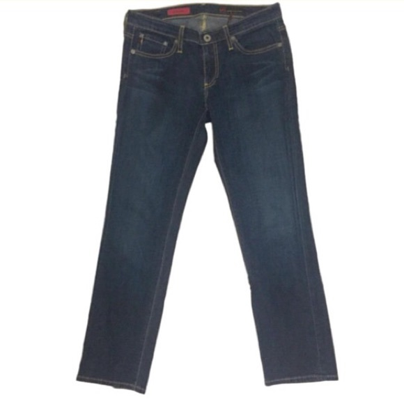 Ag Adriano Goldschmied Denim - AG Adriano Goldschmied The Sweetie Cropped Jeans